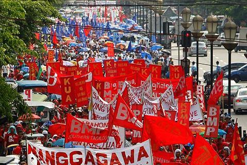 Labor Day 2014 in th...