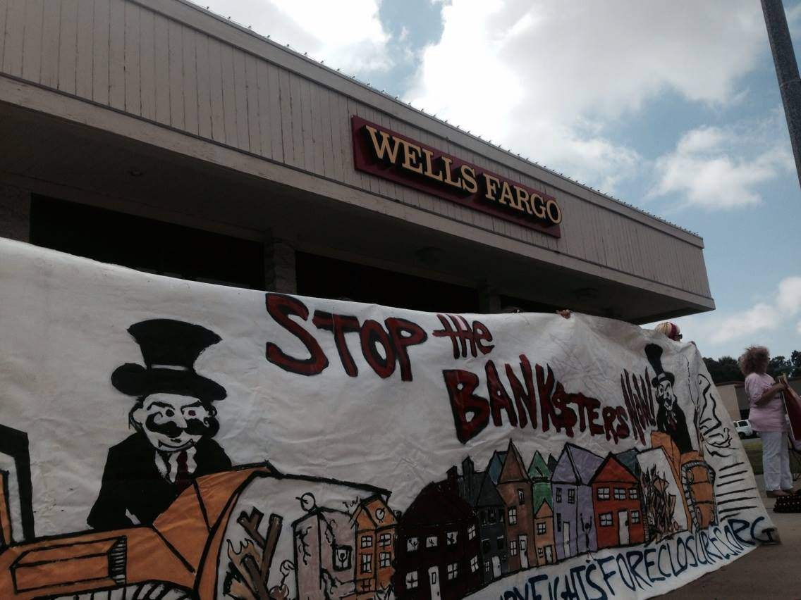 #StopTheBanksters ba...