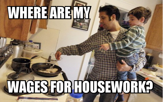 Wages for Housework...