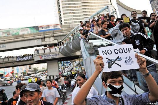 Thailand: No Coup...
