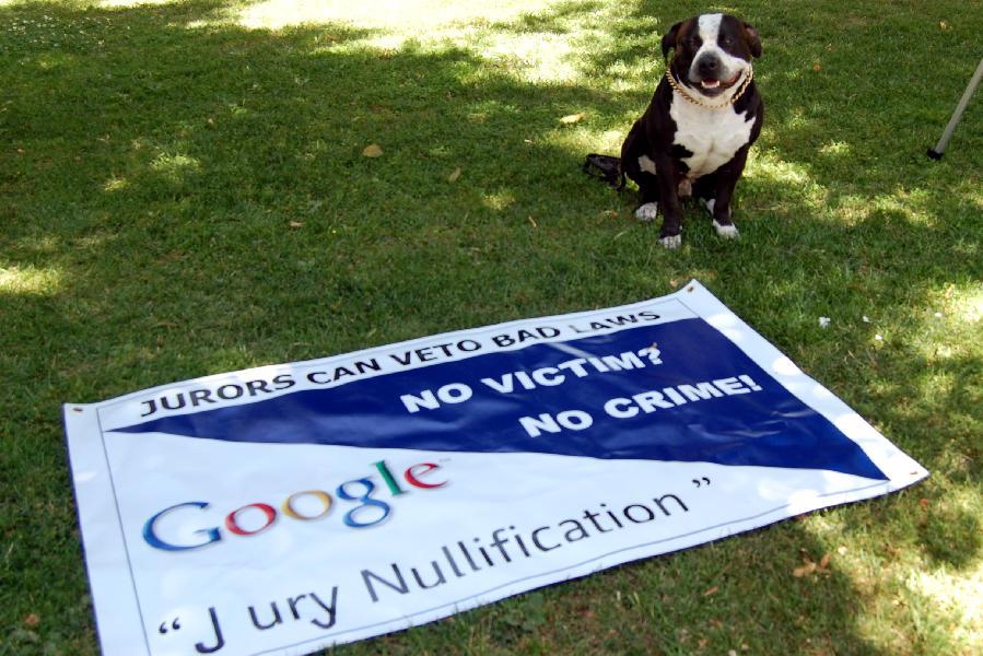 "Google ""Jury Nu..."