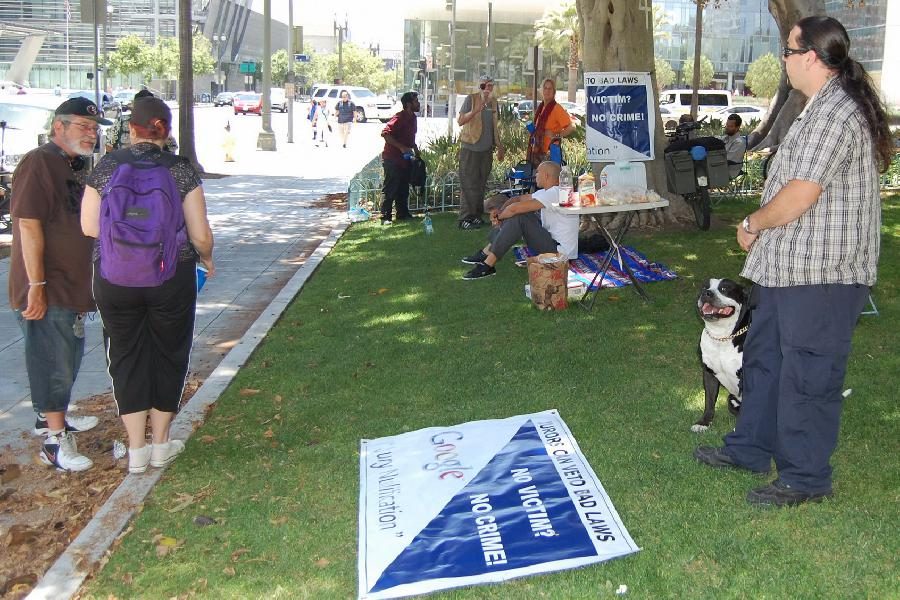 Solidarity Park Picn...