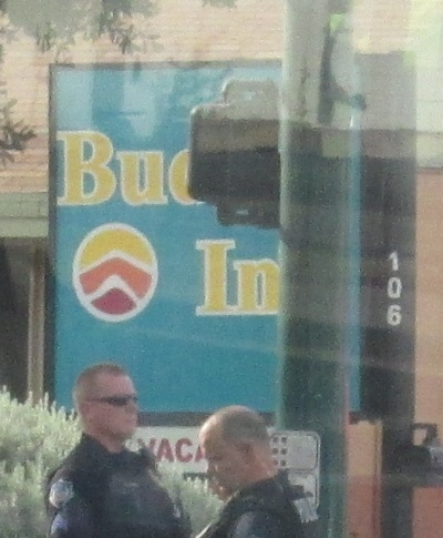 Mesa Police force ma...