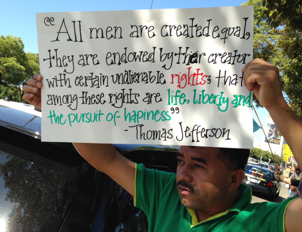Protest Israeli Shel...