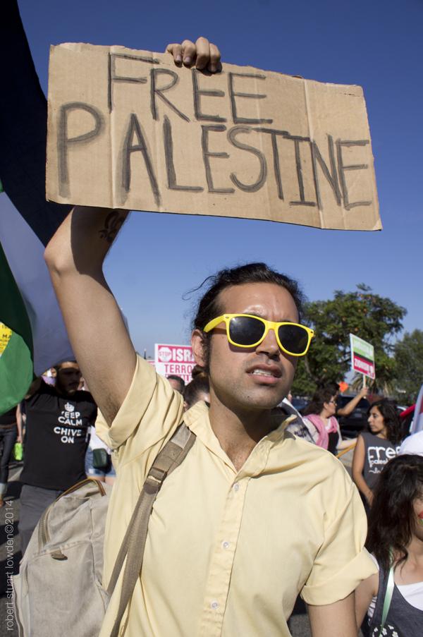 Free Palestine / Los...