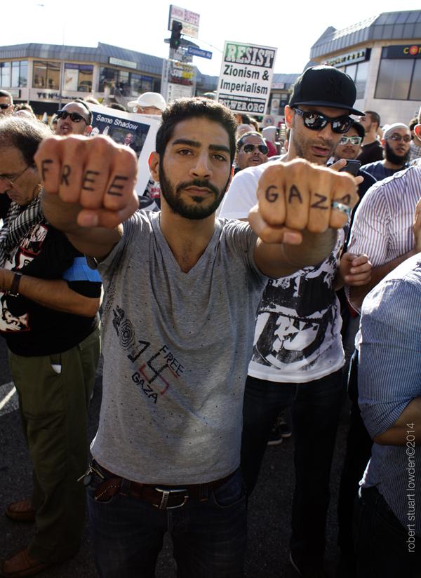 Free Gaza...