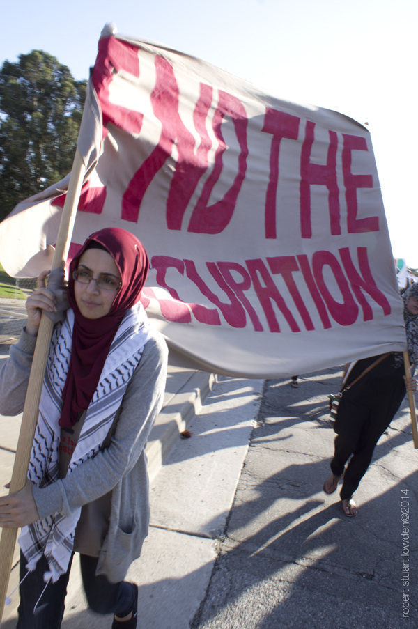 End the Occupation...