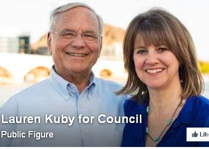 Lauren Kubby, Tempe Mayor Harry Mitchell, Congressman Harry Mitchell, Tempe City Council, government tyrants Arizona - any friend of Harry Mitchell is an enemy of mine