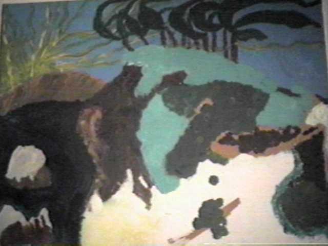 Nuclear Bomb LA 1983...