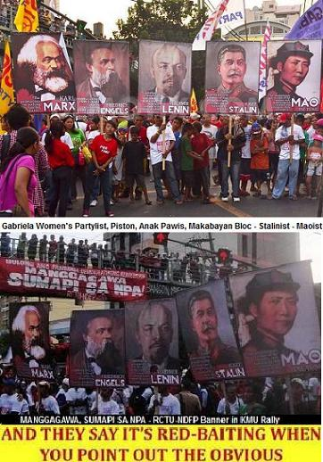 Communist fronts in ...