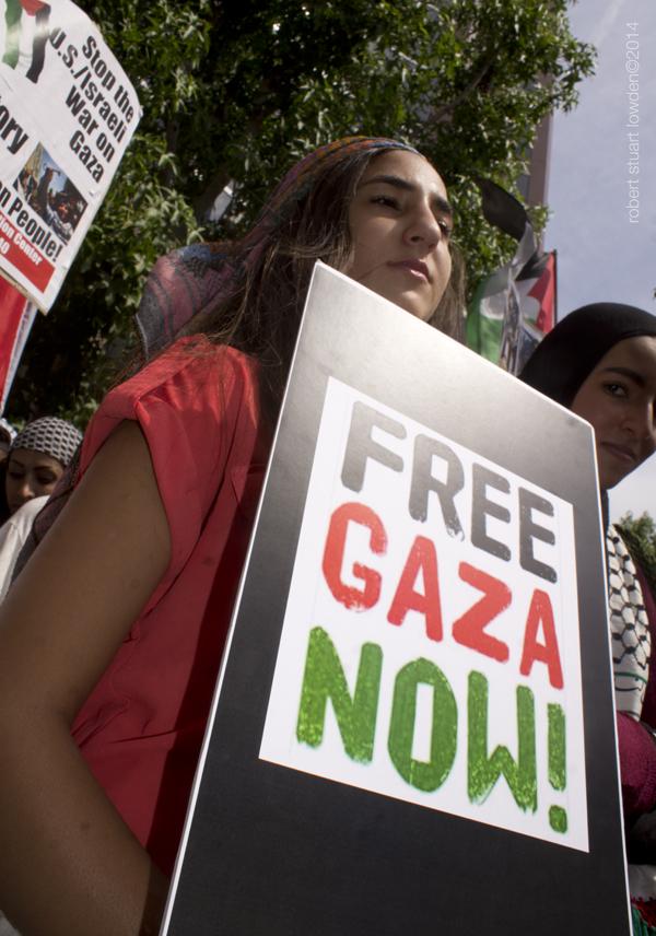 Free gaza Now /Opera...