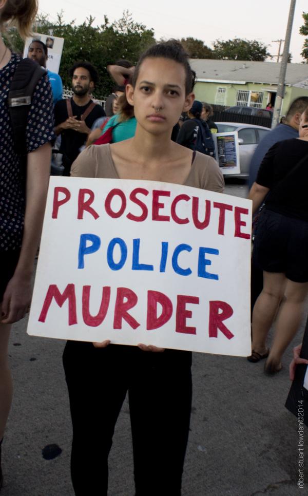 Prosecute Police Mur...