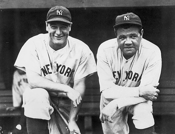 How Lou Gehrig And M...