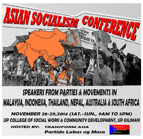 Asian Socialism Conf...