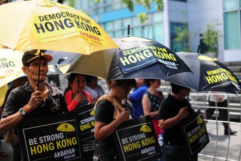 Democracy for Hong K...