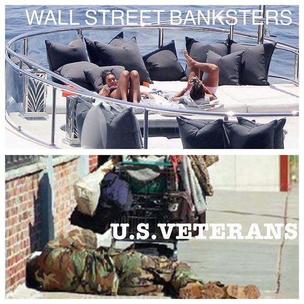 Banksters Are Not He...