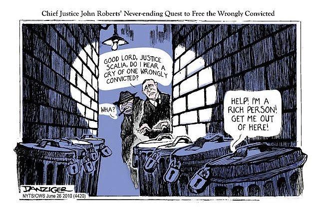 plutocrat justice...