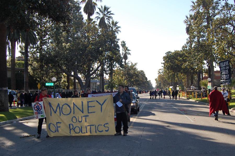 Occupy The Rose Para...