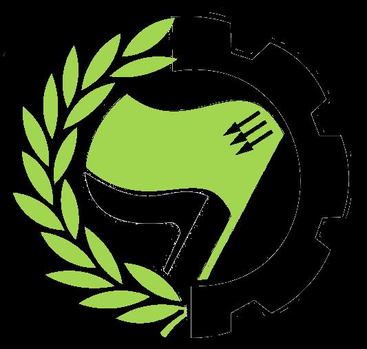 Green Antifa...
