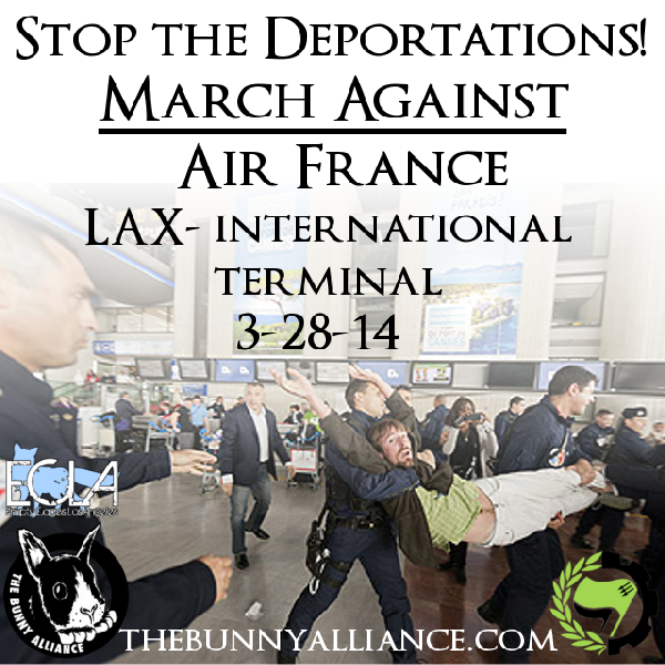 Stop the Deportation...