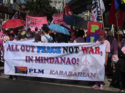 PHILIPPINES: Stateme...