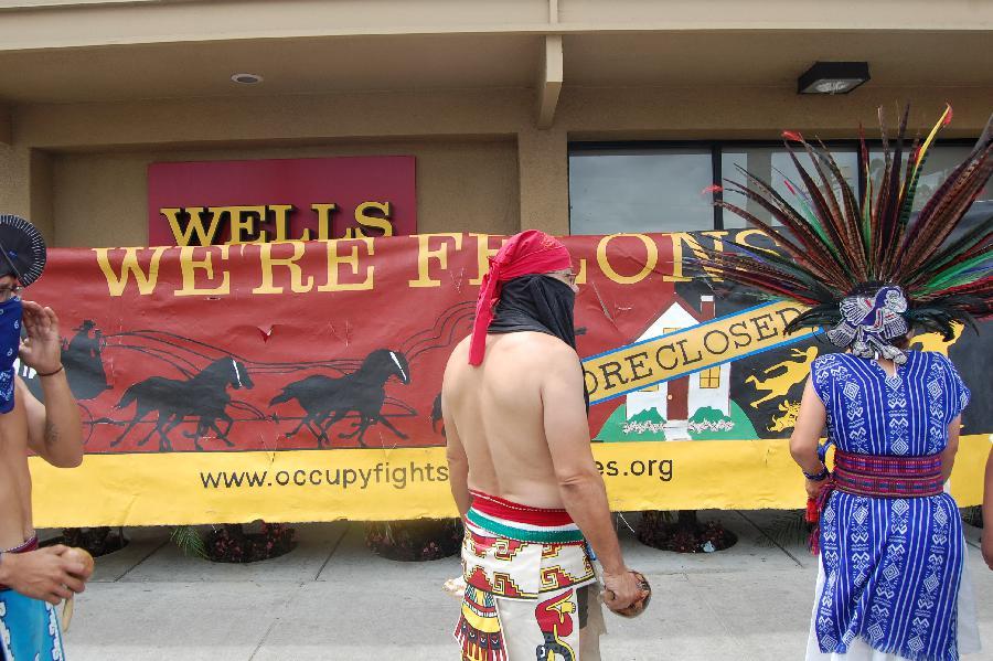 Wells Fargo: We're...