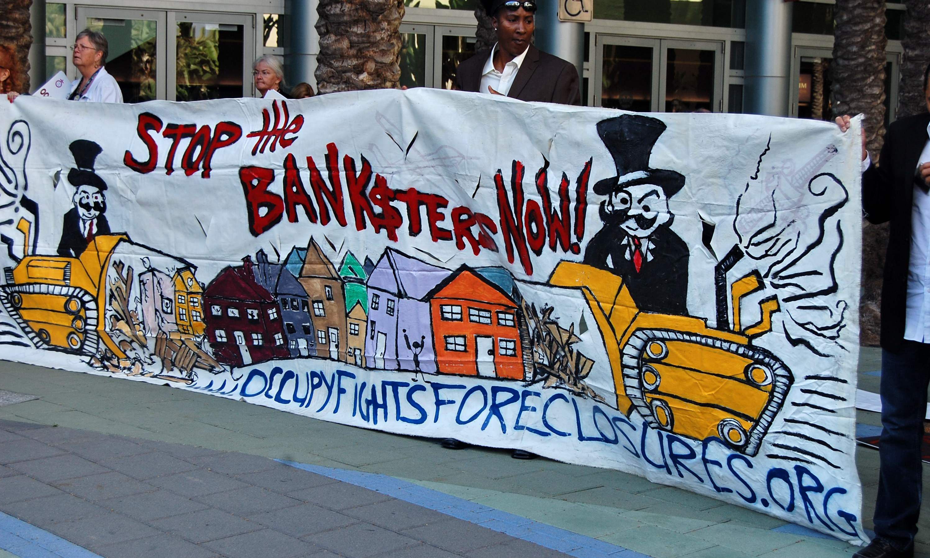 Stop the Banksters N...