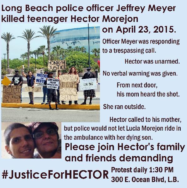 #JusticeForHECTOR Pr...
