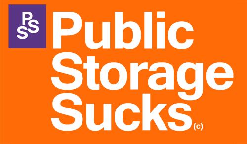 Public Storage Logo...