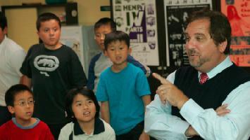 WW Broad & The War On Public Education In LA