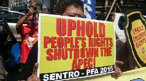 Philippines: Unions decry deceptive, vague 'labor agenda' of APEC