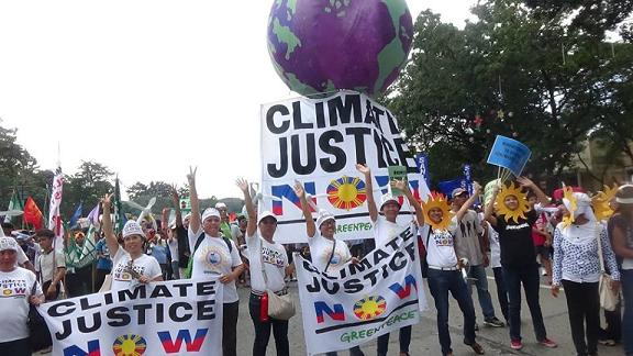 Climate Justice - Ph...