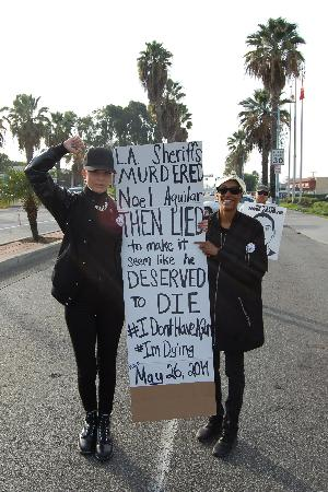 Noel Aguilar Was Murdered by Los Angeles Sheriffs Who Lied About Their Crime
