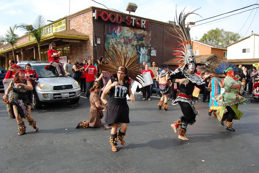 Danza Azteca Ceremon...