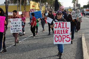Stop Killing the Unarmed - No More Police Conspiracy
