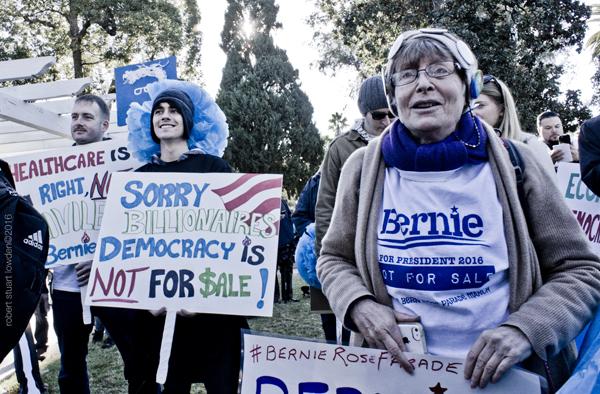 Bernie Sanders Supp...