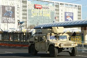 Super Bowl 50: Super Militarization and Super Inequality