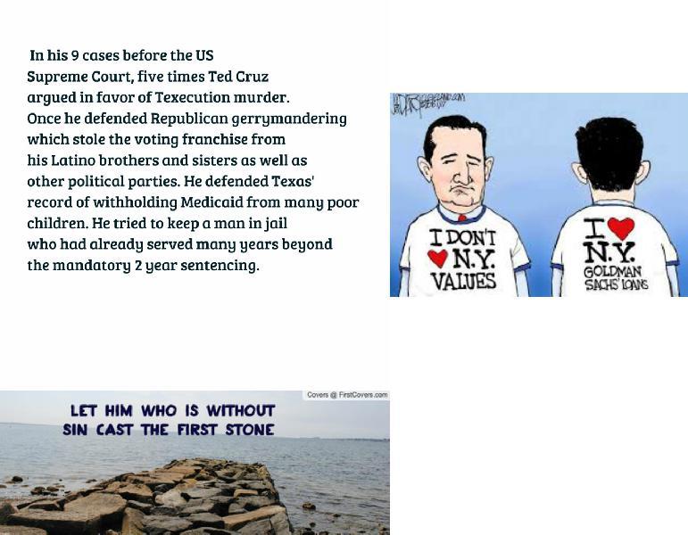 Ted Cruz 5 Times Wen...