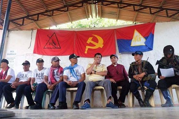 Rodrigo Duterte...