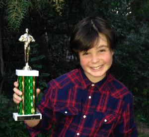 California Safe Schools Honors 11 Year Old Daniel Randall