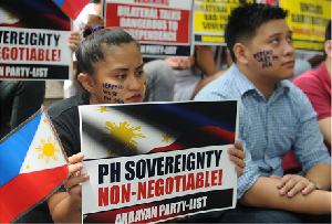 Akbayan rejects Chinese call for dropping West Philippine Sea arbitration