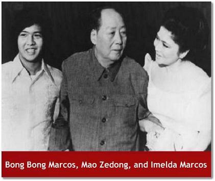Mao, Bongbong & Imel...