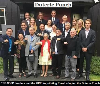 CPP-NDF with Duterte...