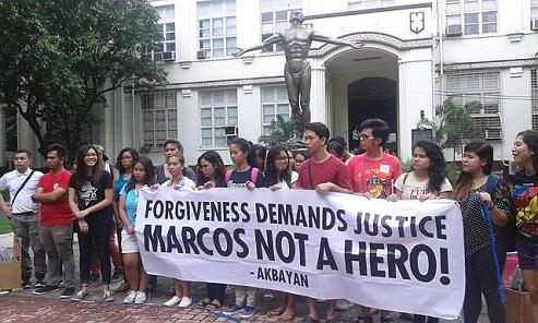 Marcos was not a her...