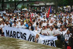 Marcos was never a hero