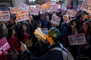 National Nurses United Pro ACA Activists