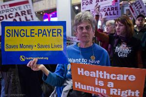 National Nurses United Pro ACA Activist