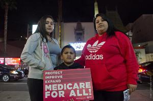 National Nurses United Pro ACA Activist Family