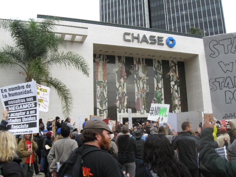 Rally at Chase (Suns...