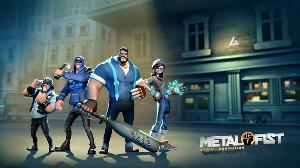 Metal Fist Urban Domination Hack